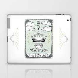 The Boss Lady Laptop & iPad Skin