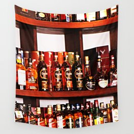 Booze Wall Tapestry