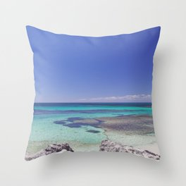 Rottnest Island Basin 2 Throw Pillow