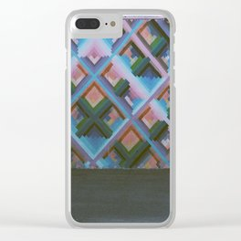 Doorway to Heaven Found at Wynwood Walls Clear iPhone Case