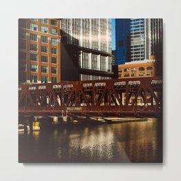 Chicago 2017 Metal Print