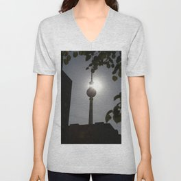 Berlin NO.1 Unisex V-Neck