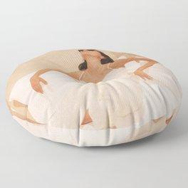 Summer Heat Floor Pillow