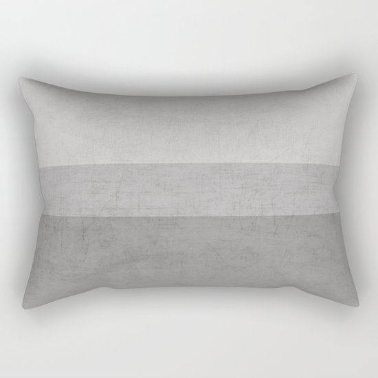 classic - the grays Rectangular Pillow