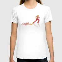 runner T-shirts featuring RUNNER by FoOlRusN