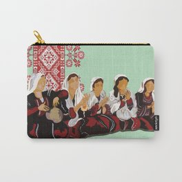 women in song Carry-All Pouch