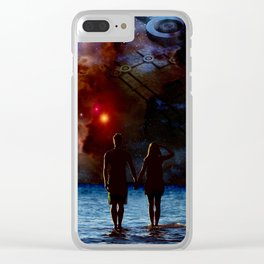 The View Clear iPhone Case