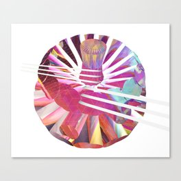 Minute Cloak Canvas Print