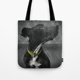 COBY (shelter pup) Tote Bag