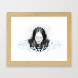 JAred Framed Art Print