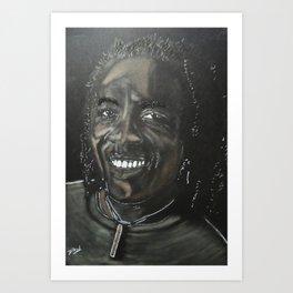Richard Bona Art Print