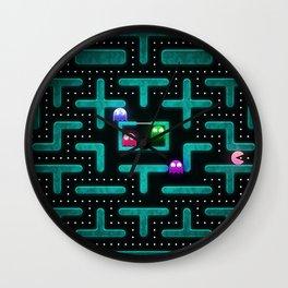 retro game Wall Clock