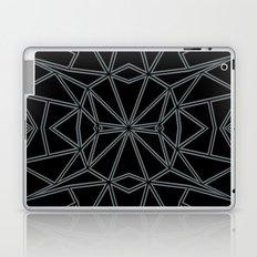 Ab Star Black and Grey Laptop & iPad Skin