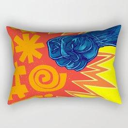 Superheroes SF Rectangular Pillow