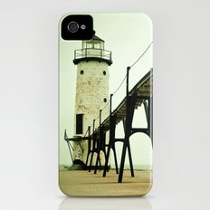Manistee Light iPhone (4, 4s) Slim Case