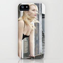 À l'intérieur de toi // Inside of You iPhone Case