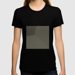 Business as Usual - Voronoi Stripes T-shirt