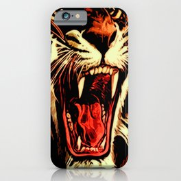King Of Bengal iPhone Case