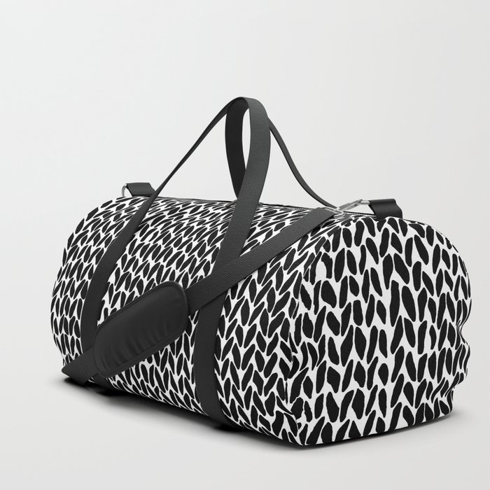 a0869530439b0 Hand Knit Zoom Duffle Bag by projectm