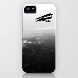 Vintage Plane iPhone Case