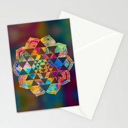 Sri Yantra  / Sri Chakra Stationery Cards