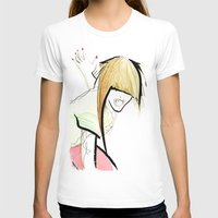 girl power T-shirts featuring Girl Power by Juan I. Scocozza