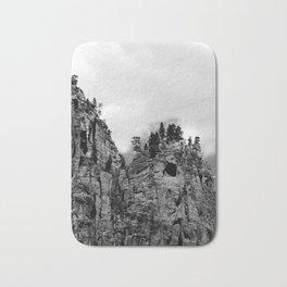 Cliffs of Zion Bath Mat