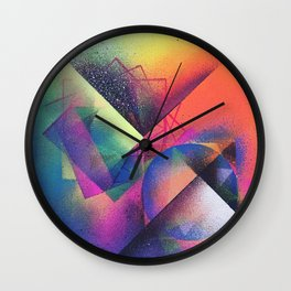 Never Suffered Wall Clock