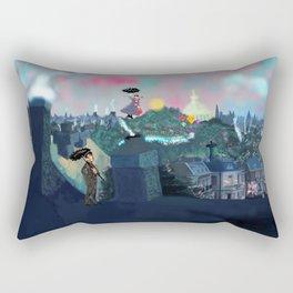 Magical Skies Rectangular Pillow