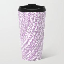 Pink Pulse o2. Travel Mug