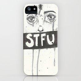 Silencer iPhone Case