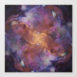 Celestial Orgasm Canvas Print