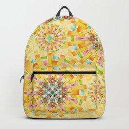 Sunshine Mandala Backpack