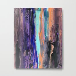 Abstract #3.5 Metal Print