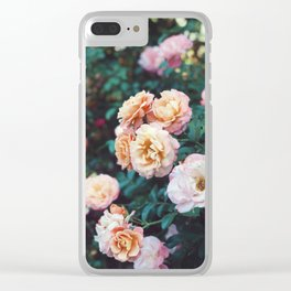 Color is Beauty [Vintage] Clear iPhone Case