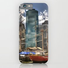 NYC Harbor, south seaport Slim Case iPhone 6s