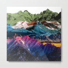 Dream Nature MOUNTAINS Metal Print