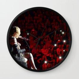 Madonna - La Vie En Rose Wall Clock