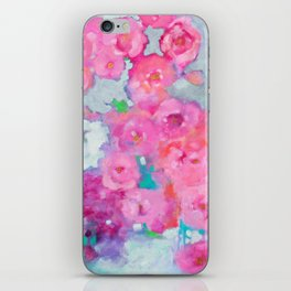 Rose Cascade iPhone Skin