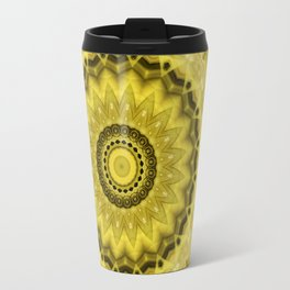 Mandala Protection Travel Mug