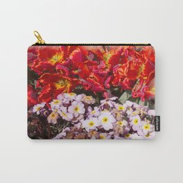 Flowers in town Carry-All Pouch