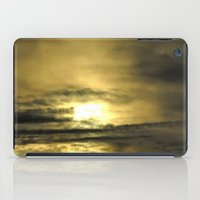 oregon iPad Cases featuring OREGON SUNSET by Teresa Chipperfield Studios
