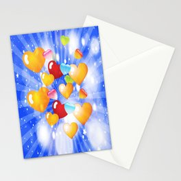 7th Heaven Stationery Cards