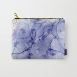 Storm clouds cubed Carry-All Pouch