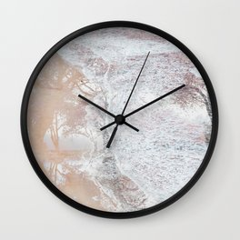 Why work out? Summer two Wall Clock
