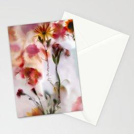 Garden in dissolution Stationery Cards