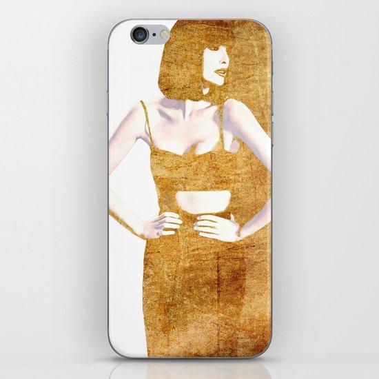 Nina iPhone & iPod Skin
