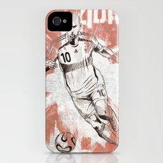 Zinedine Zidane Slim Case iPhone (4, 4s)