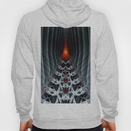 Fractal Art by Sven Fauth - Path to hell Hoody
