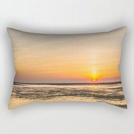 Cape Cod sunset Rectangular Pillow